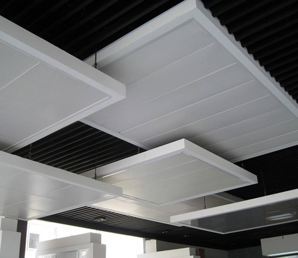 河北吊顶铝天花板案例