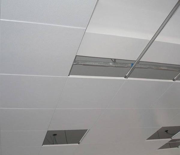 铝镁板天花案例