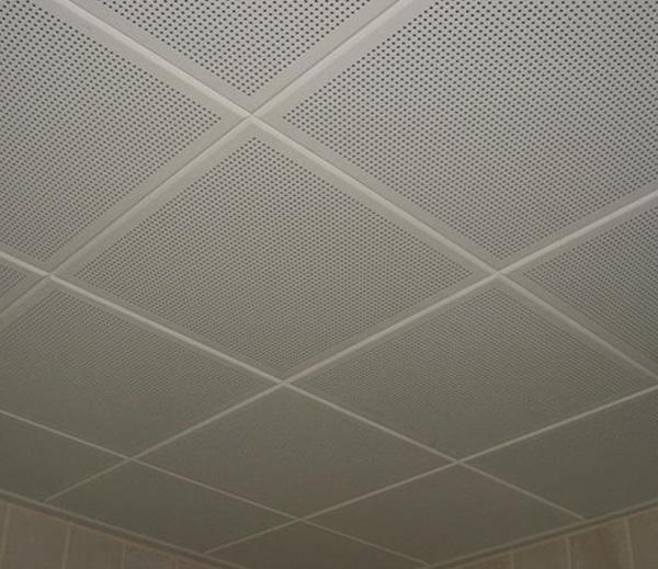 铝天花板案例